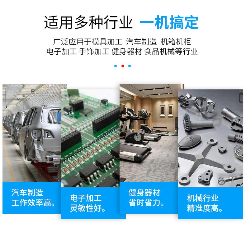 手持激光焊接机应用行业