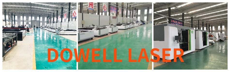 18000W高功率光纤金属激光切割机