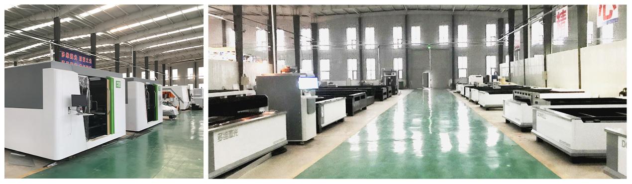 山东高功率金属光纤激光切割机